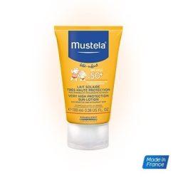 Mustela Слънцезащитен лосион с много висока защита 100ml