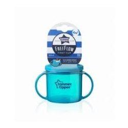 Чаша Essentials First Cup,Tommee Tippee 4м+ - Тюркоаз