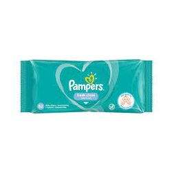 PAMPERS Fresh Clean Мокри кърпи  52 броя