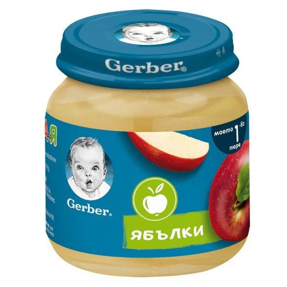 GERBER  Пюре Ябълка