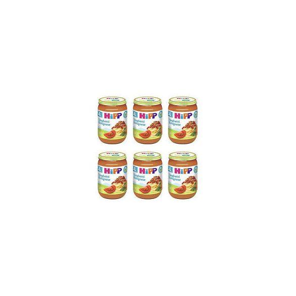 HIPP БИО Спагети Болонезе (6 x 190 g)