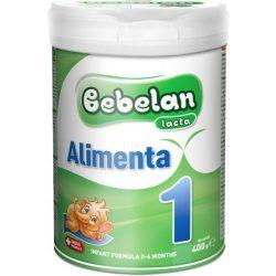 Бебелан Алимента 1Мляко за кърмачета 0-6м. 400гр