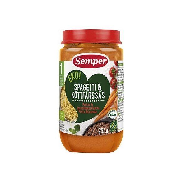 Semper  Спагети Болонезе 235 гр.