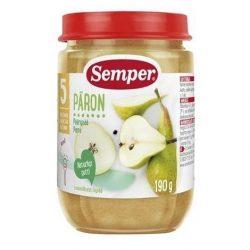 Semper Круша и ябълка - 190 г 5 месеца