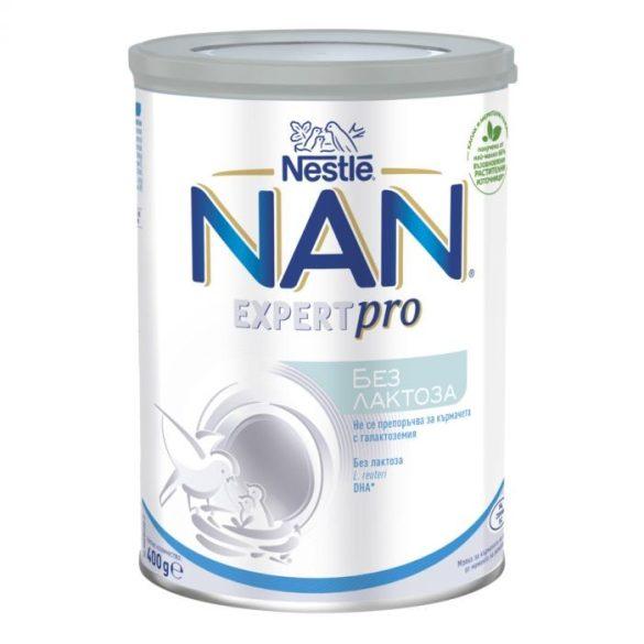 NAN LACTOSE FREE Диетично мляко за кърмачета