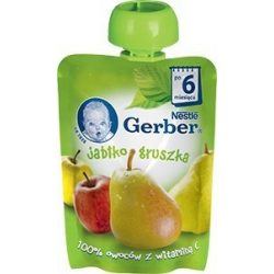 GERBER Ябълка и круша