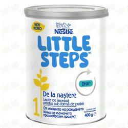 Nestle Little Steps 1 Адаптирано мляко 400 g