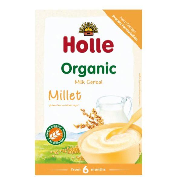 Holle Био Каша с мляко и просо 250 г - след 4-тия месец