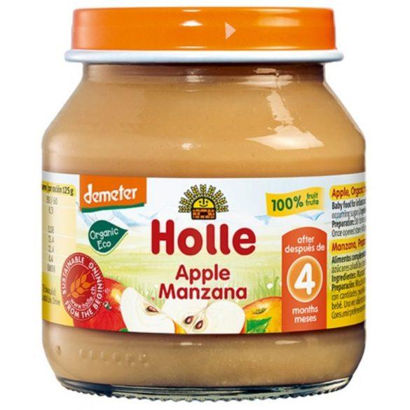 Holle БИО Пюре от ябълка 125гр.