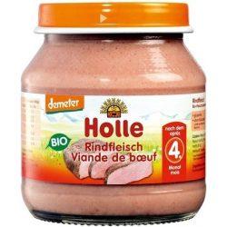 Holle Био Говеждо месо 125 г - с био сертификат Demeter