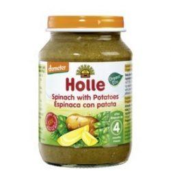 Holle Спанак с картофи