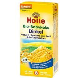 Holle БИО Бебешки бисквити от спелта