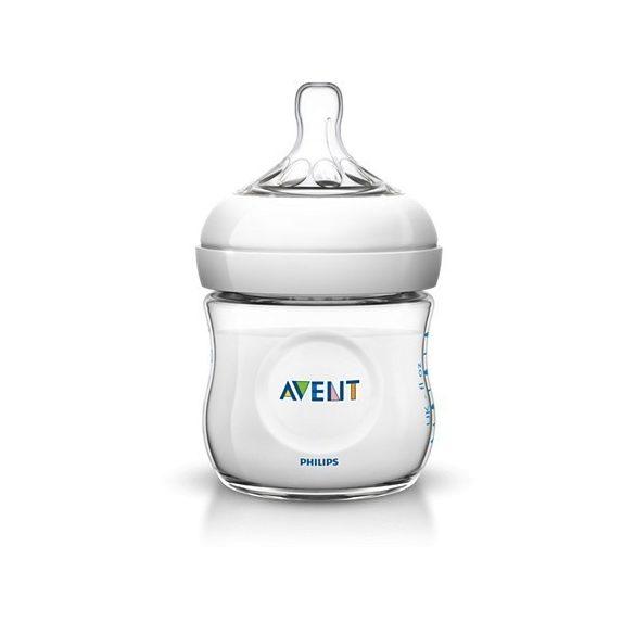 Avent Бутилка за бебе Natural 125мл,