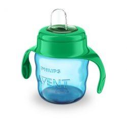 Avent Чаша за лесен преход с дръжки 200 ml