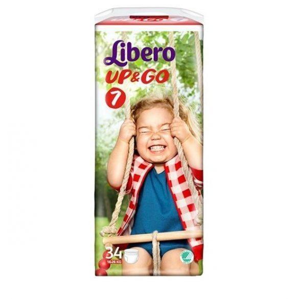 Libero / Либеро UP&GO 7 ГАЩИ (16-26 КГ) 34 БР