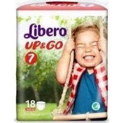 LIBERO UP&GO 7 ГАЩИ (16-26 КГ) 18 БР