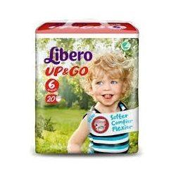 Libero / Либеро  UP&GO 6 ГАЩИ (13-20 КГ) 20 БР