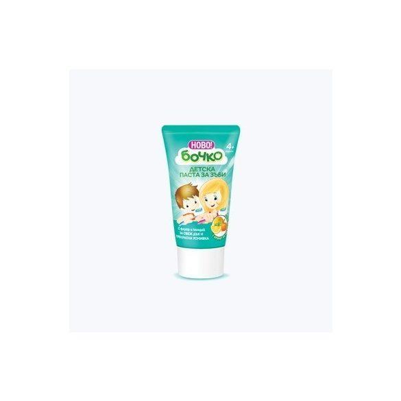 Бочко Детска паста за зъби