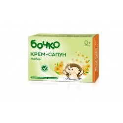 Бочко Крем-сапун Невен