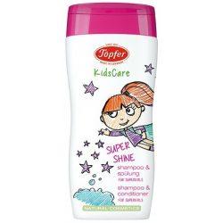 Töpfer Детски душ гел за коса и тяло момиче