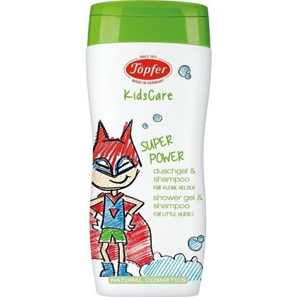 Töpfer Детски душ гел за коса и тяло