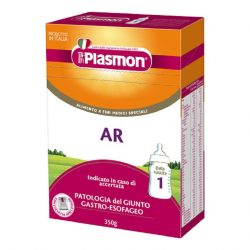 Plasmon Мляко за кърмачета AR1 350g