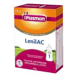 Плазмон / Plasmon  LENILAC 1 МЛЯКО ЗА КЪМАЧЕТА, 0+м 400g