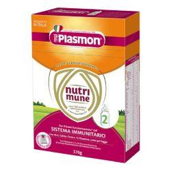 Плазмон/Plasmon NUTRIMUNE 2 ПРЕХОДНО МЛЯКО, 6+м  370g
