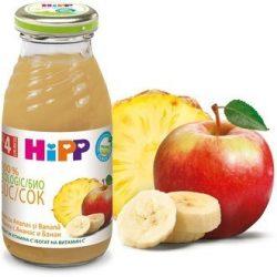 БИО Сок от  банан с ябълка