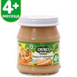 Оvko Пащърнак пюре  100 гр.