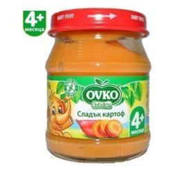 Оvko Пюре сладък картоф 100гр.
