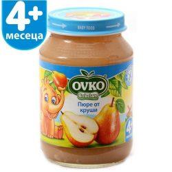Ovko Круши от 4-ия месец 190 гр.