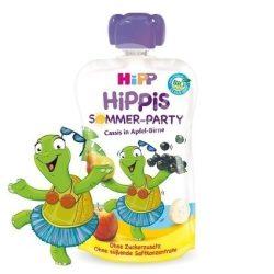HIPP Био Плодова закуска ябълка,круша и касис