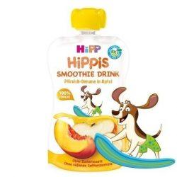 HIPP Био Смути праскова, банан и ябълка