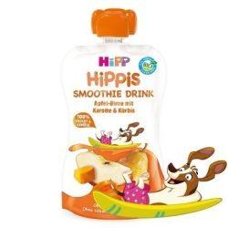 HIPP Био Смути ябълка,круша с тиква