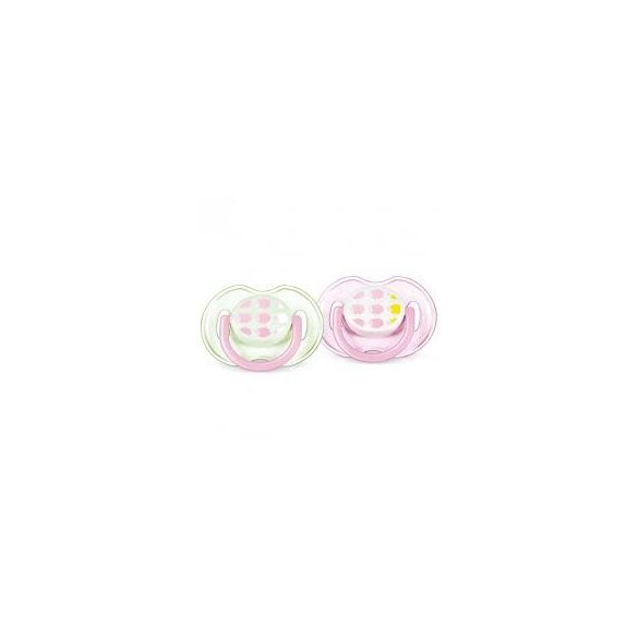 Philips AVENT Ортодонтични залъгалки   0 до 6 м /2 бр