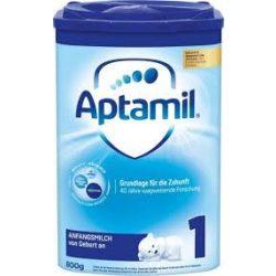 APTAMIL 1 Pronutra Advance Преходно мляко за кърмачета 0-6м. (800 гр.)