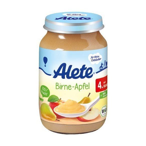 Nestlé Alete БИО Круши и ябълки