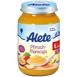 Nestlé Alete БИО Праскова и маракуя