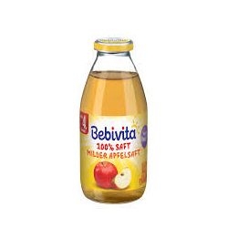 Bebivita Сок меки ябълки 4м. / 200ml