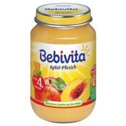 Bebivita Ябълка и праскова