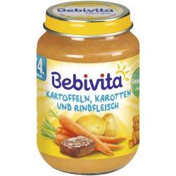 Bebivita Картофи, моркови и Телешко месо