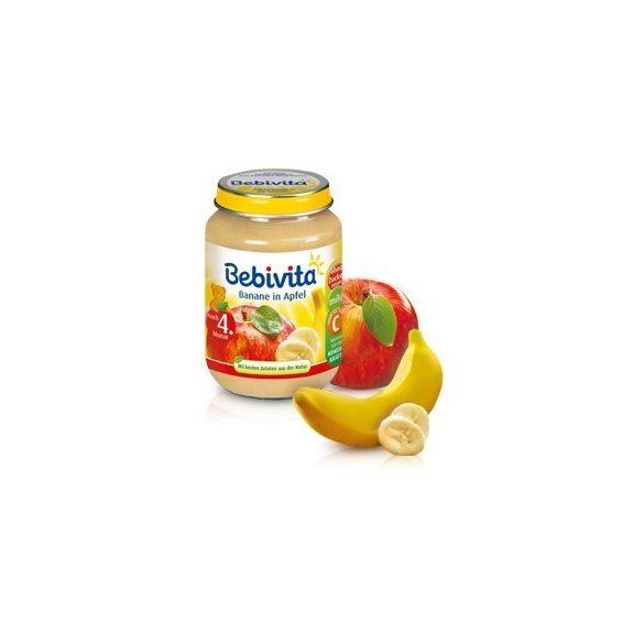 Bebivita Ябълка и банан
