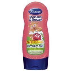 Bübchen Детски шампоан и душ Малина