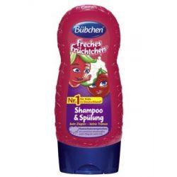 Bübchen Шампоан за коса и тяло Палави плодчета
