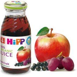 HIPP БИО Сок от червени плодове