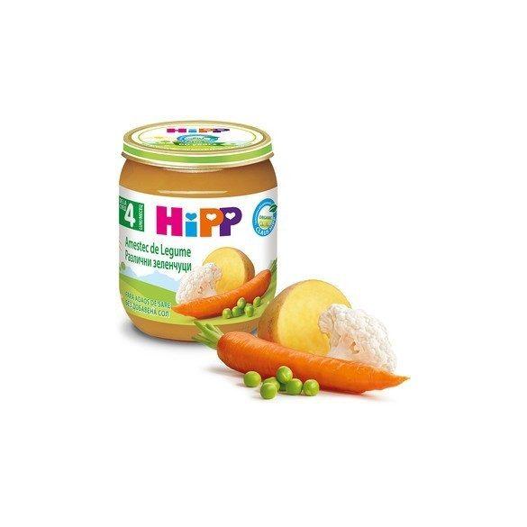 HIPP БИО Различни зеленчуци