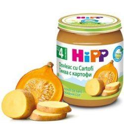 HIPP БИО Тиква с картофи