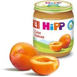 HIPP КАЙСИИ 125гр