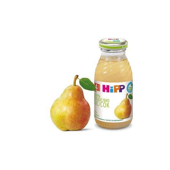 HIPP БИО Сок от круши